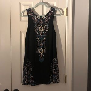 Urban Outfitters Ecote Brand Tribal Dress